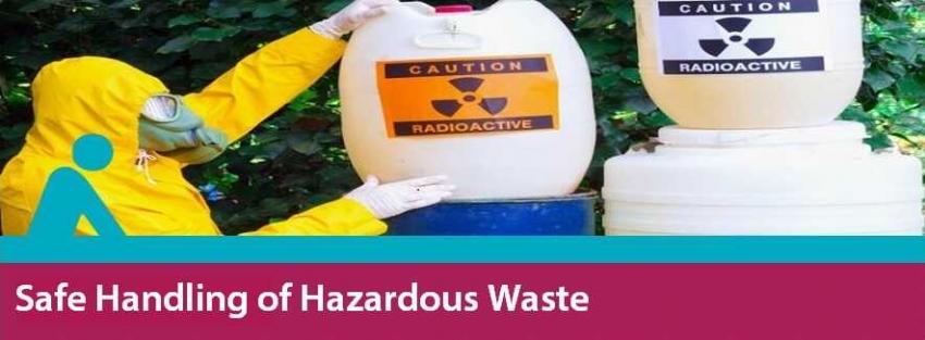 Basics of Hazardous Waste Management